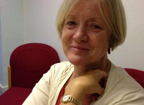 Geraldine Strathdee Minds Ahead Patron