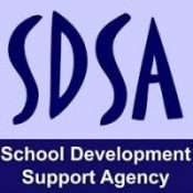 School Development Support Agency logo
