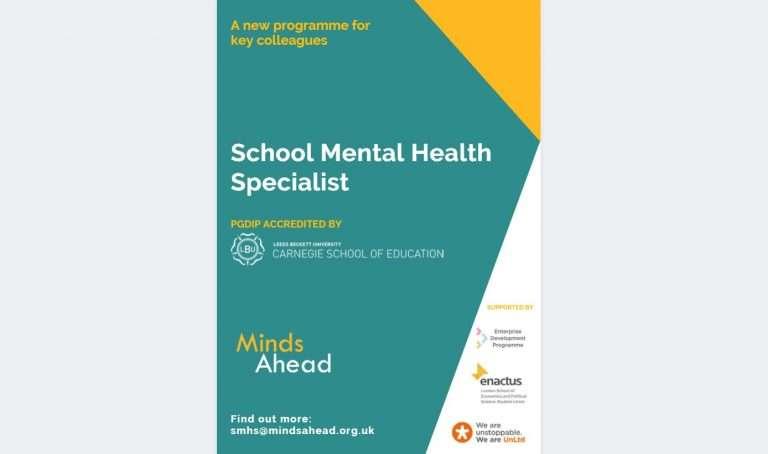 Schools Mental Health Specialist Brochure