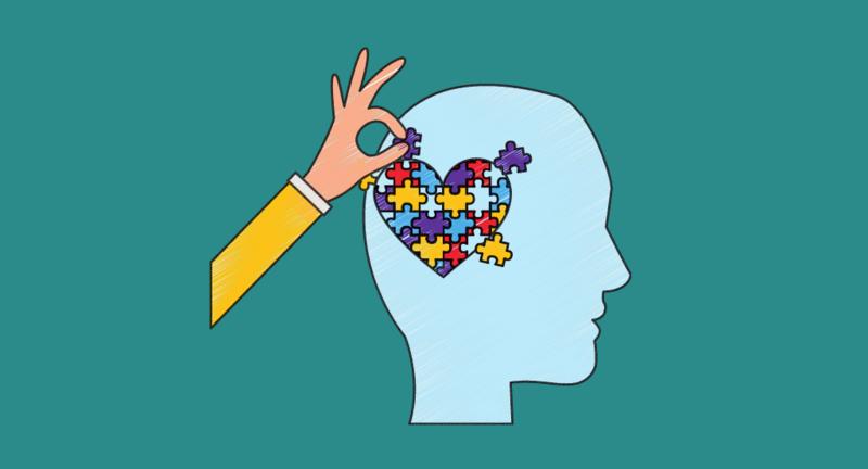 Online mental health support