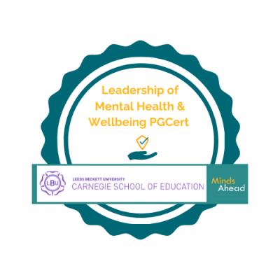 Leadership of Mental Health PGCert badge
